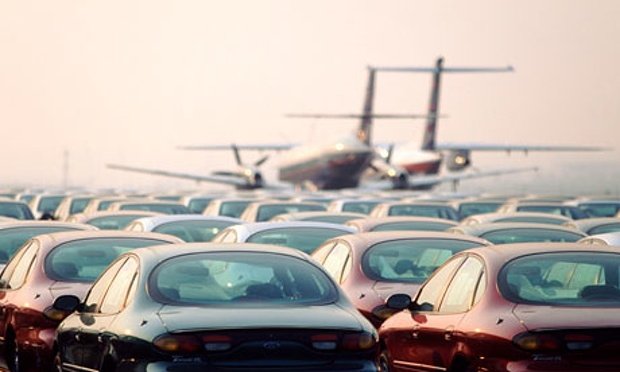Airport Parking1