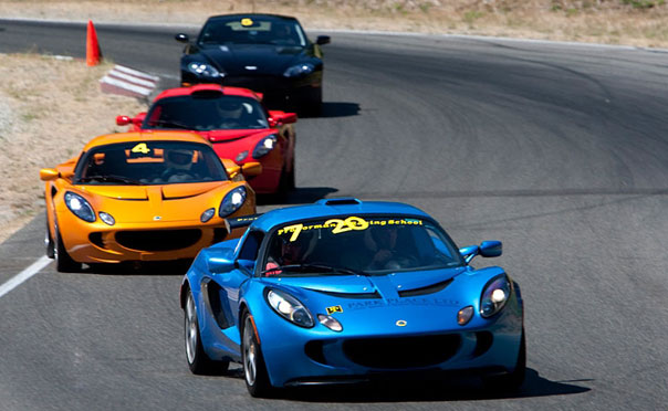 Racecar driving schools