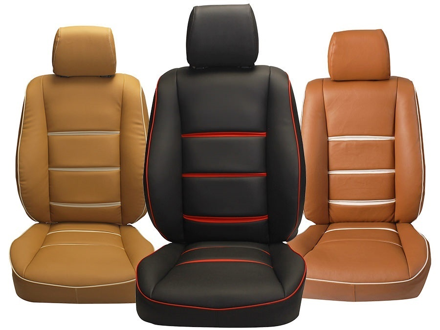 The Leather Is One Of More Expensive Fabrics But It Comfortable And Provides A Luxurious Look For Your Vehicle Tweed Seat Covers Are Another Great