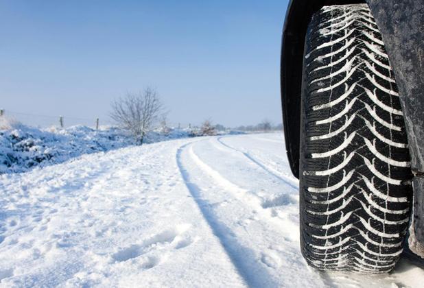 car shape winter Tyres