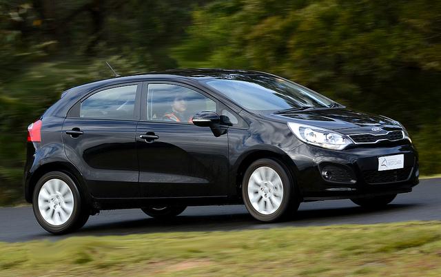 KIA Rio Cars Lease