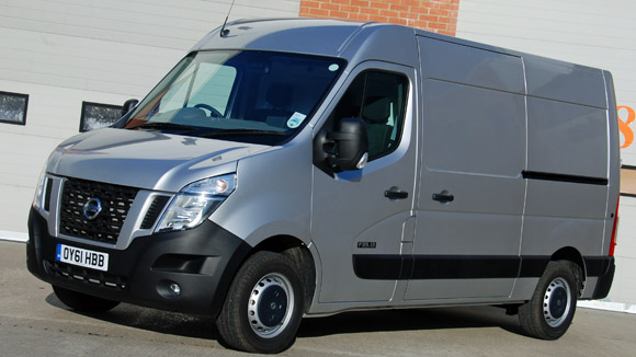 Nissan NV400 Cars Lease