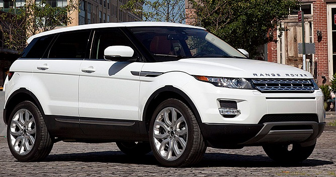 Range Rover Cars Lease