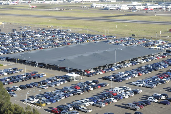 Consider Airport Parking