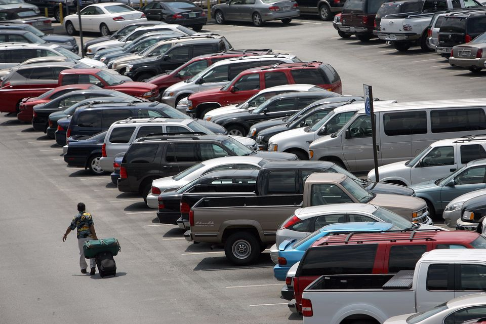 benefit to airport parking